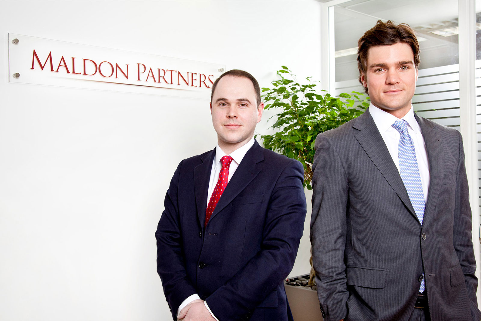 Maldon Partners: Portraits
