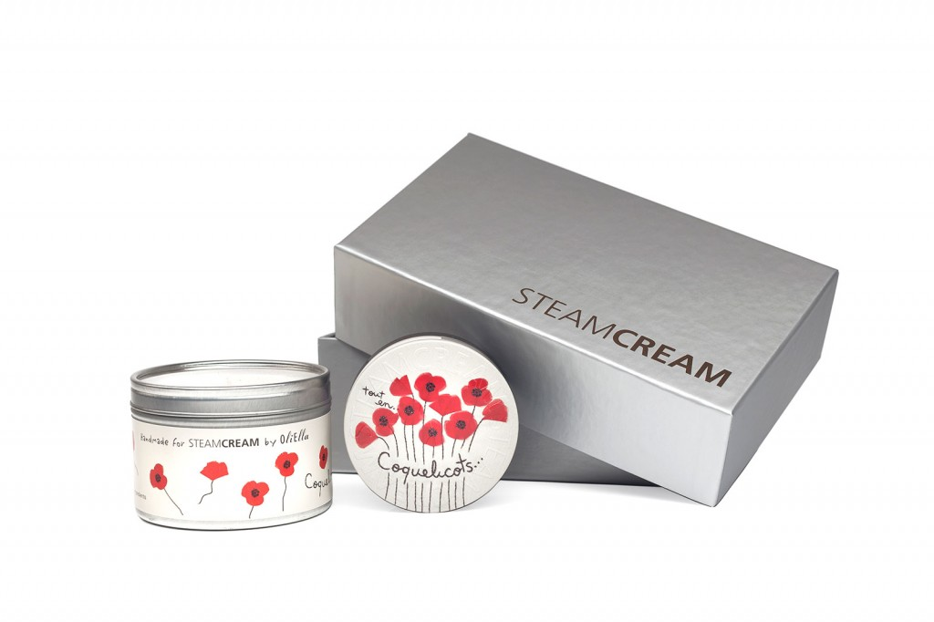 STEAMCREAM: Product Shoot